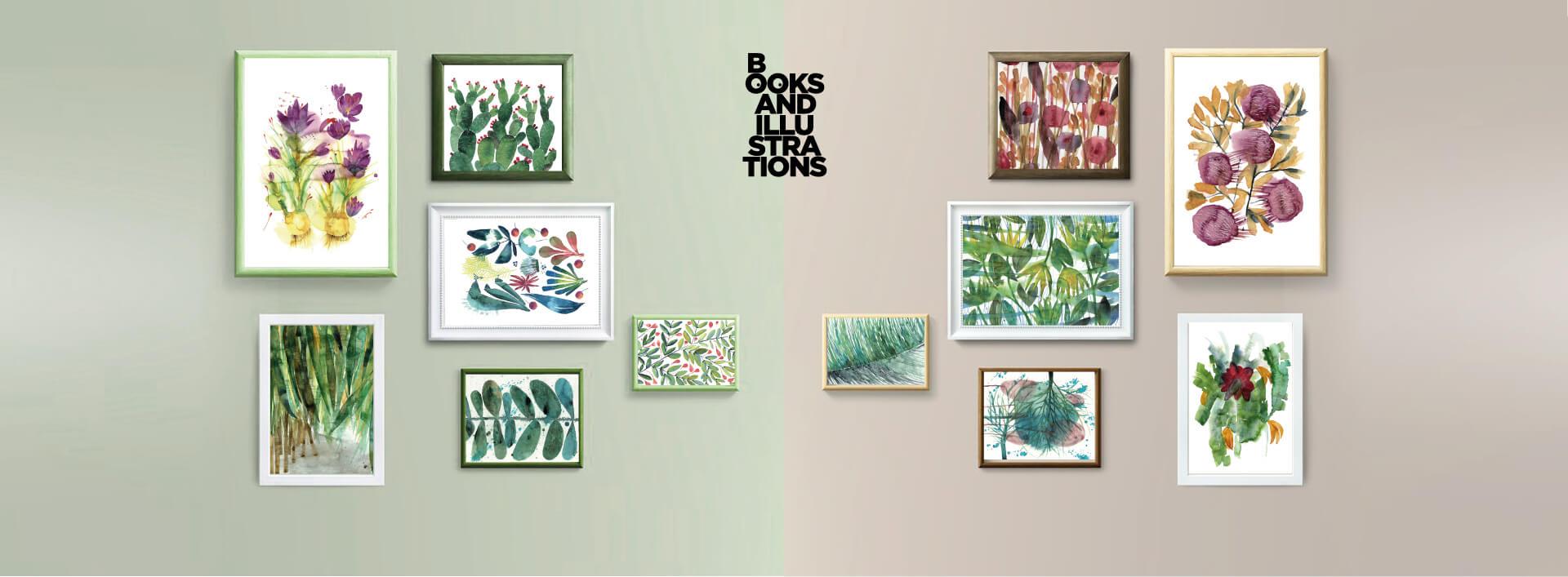 Illustrazioni botanica